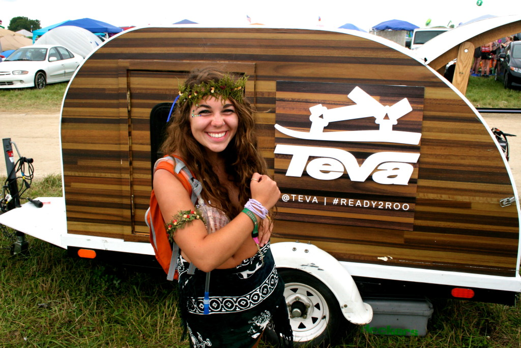 Experiential Marketing at Bonaroo
