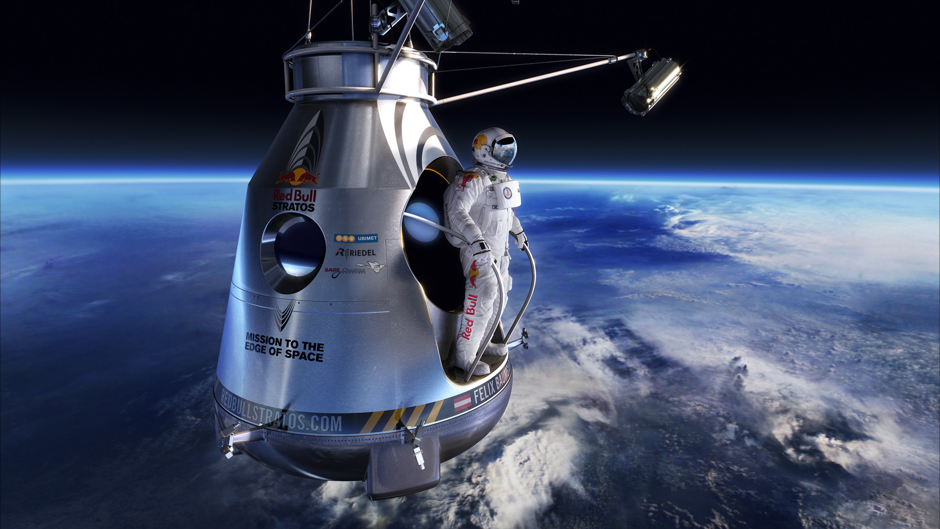 Red Bull Stratos Experiential Marketing