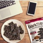 Enjoying some barkthins at the office Get yourself a bag!hellip