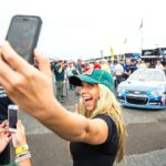 Selfies with microsoft and nascar on day 3 of thehellip