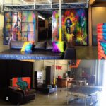 The creative space at the office is looking mighty crispy!hellip