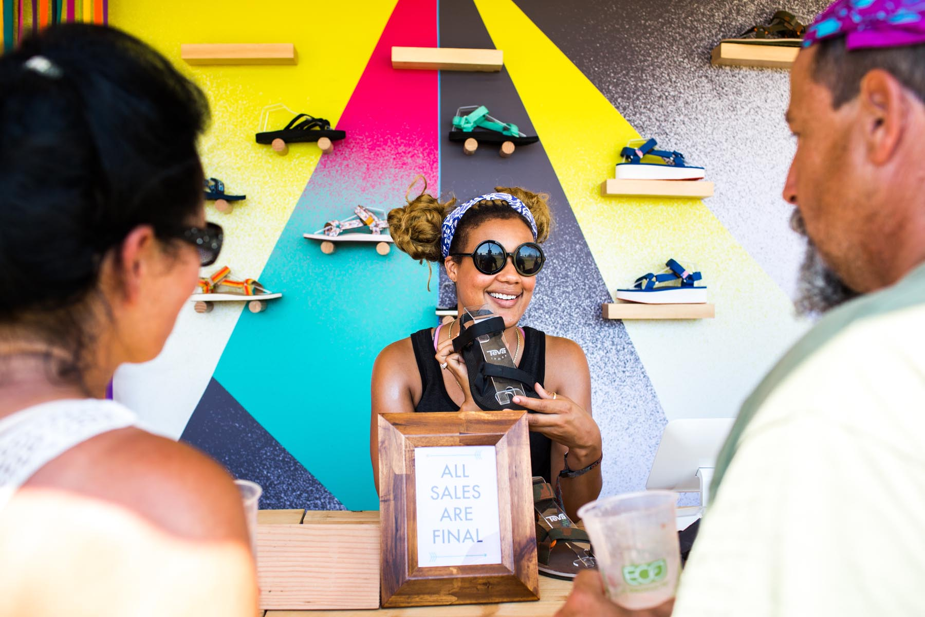 Experiential Marketing Activation and Pop-Up Shops