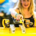 Mike's Harder Lemonade Experiential Marketing and Pop-Up Shops