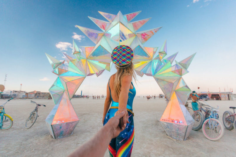 pulse portal burning man
