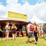 Teva Experiential Marketing Activation at Bonnaroo 2015. Awesome Brand Activation by BeCore.