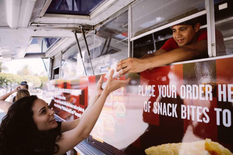 Hot Pockets Experiential Marketing Campaign at E3 San Diego, California