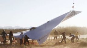 PIMA Air and Space Museum Experiential PR Stunt Project