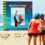 Generation Z and Experiential Marketing with Roxy in Huntington Beach, California