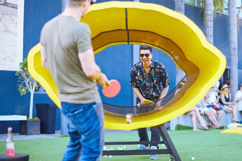 Mike's Hard Lemonade Experiential Marketing Brand Activation