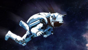 Experiential marketing for Red Bull Stratos