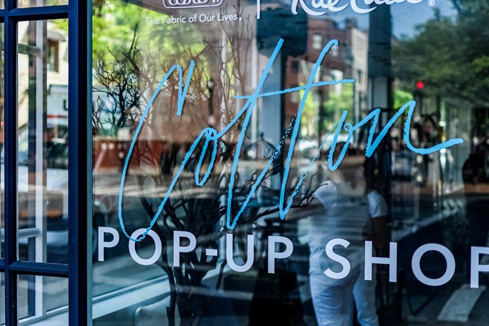 Cotton / Rue La La Pop-Up Shop in Boston, MA