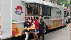Wendys Experiential Marketing agency in New York City and Los Angeles