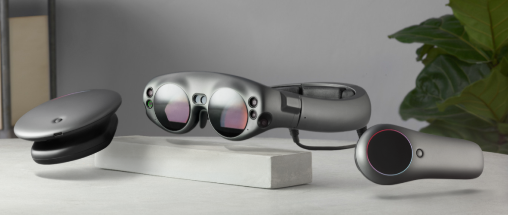 Magic Leap Augmented Reality Goggles