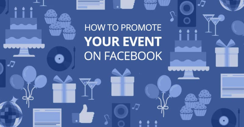 How to promote your event on facebook