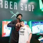Microsoft xBox Barbershop - Experiential Marketing Agency based in Los Angeles and New York City