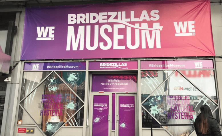 Experiential Marketing Agency New York City Bridezilla Museum