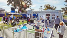 Farmers Insurance Experiential Marketing Brand Activation at Torrey Pines