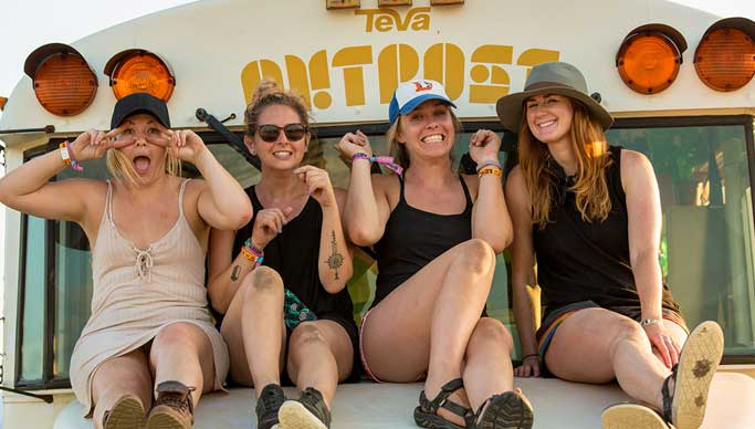 Teva Featured Experiential marketing brand activation by BeCore Experiential